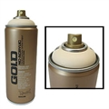 Spray Montana Gold 400ml bone