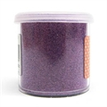 Farbsand in Dose lilas / flieder
