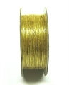 Cubino Metallfaden Fino 0,5mm 25m gold
