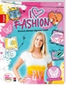 Buch I love Fashion