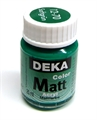 Acrylfarbe Deka Matt 25ml saftgrün
