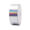 Tape 1.9mmx10m Holographic irise silber