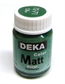 Acrylfarbe Deka Matt 25ml oliv