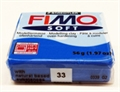 Fimo SOFT brillantblau