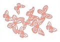 Sizzix Thinlits Butterflies