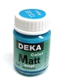 Acrylfarbe Deka Matt 25ml aqua