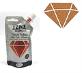 IZink Diamond Glitzerpaste kupfer 80ml
