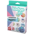 Badge it Refills Party
