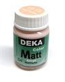Acrylfarbe Deka Matt 25ml hautfarbe