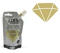 IZink Diamond Glitzerpaste gold 80ml