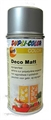 Dupli Decospray Matt 150ml Silberbronze