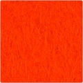 Bastelfilz 3.5mm 30x45cm orange