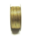 Cubino Lurexa-Kordel 1mm 7m gold 095