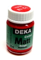Acrylfarbe Deka Matt 25ml mohn