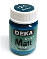 Acrylfarbe Deka Matt 25ml petrol
