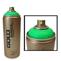 Spray Montana Gold 400ml acid green