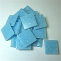 Glasmosaik 20x20mm 200gr Joy pastellblau