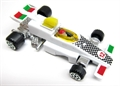 Formel 1 Rennauto ass. 80mm